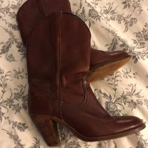 Frye Boots VINTAGE! Size 8 1/2